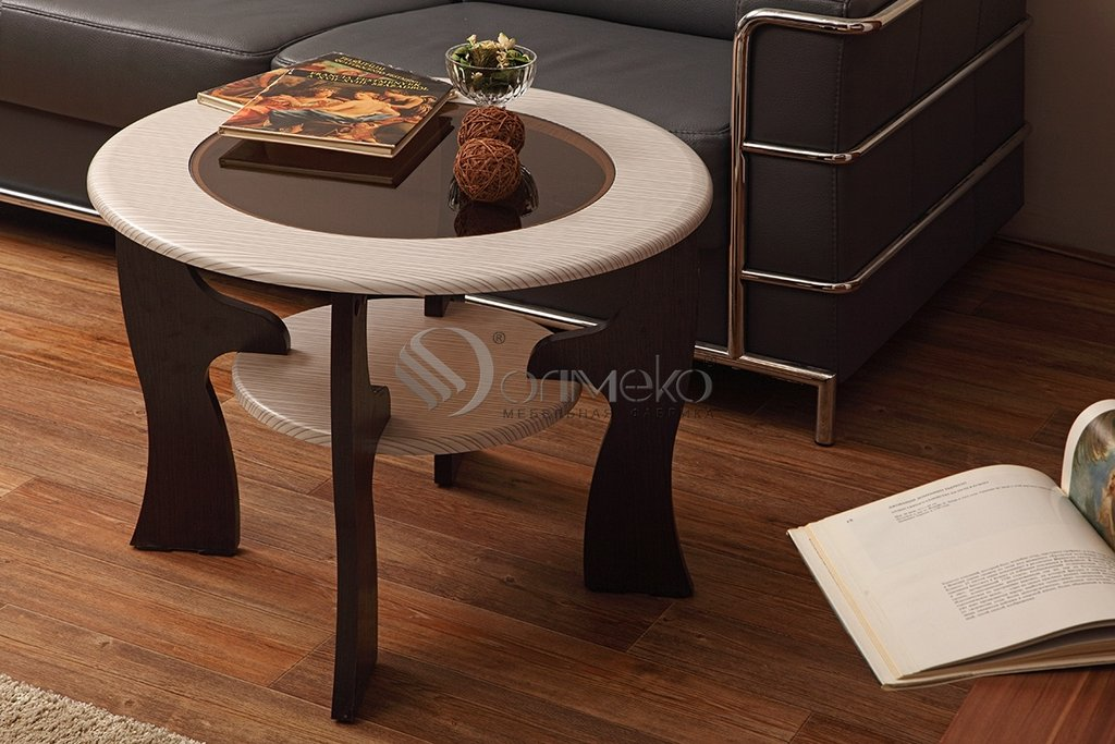 Журнальные и кофейные столики: Журнальный столик Маджеста - 6 в Стильная мебель