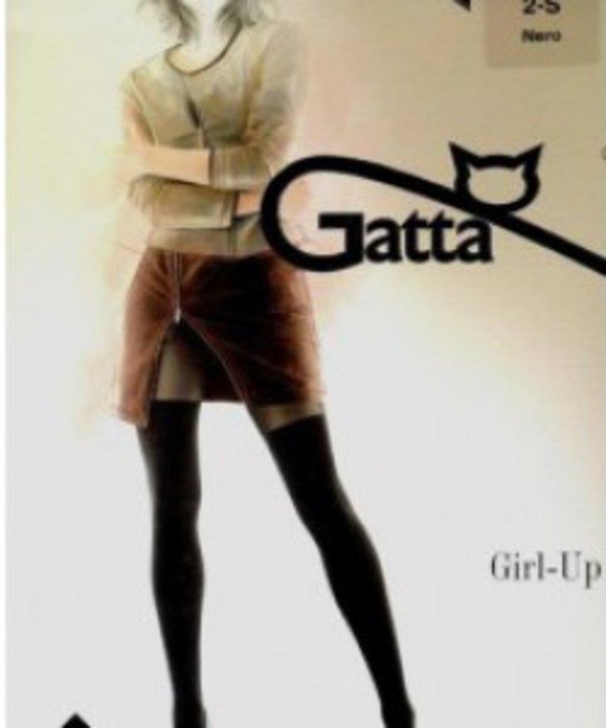 Колготки: Колготки с эффектом ботфорт Gatta GIRL UP 25 в Sesso