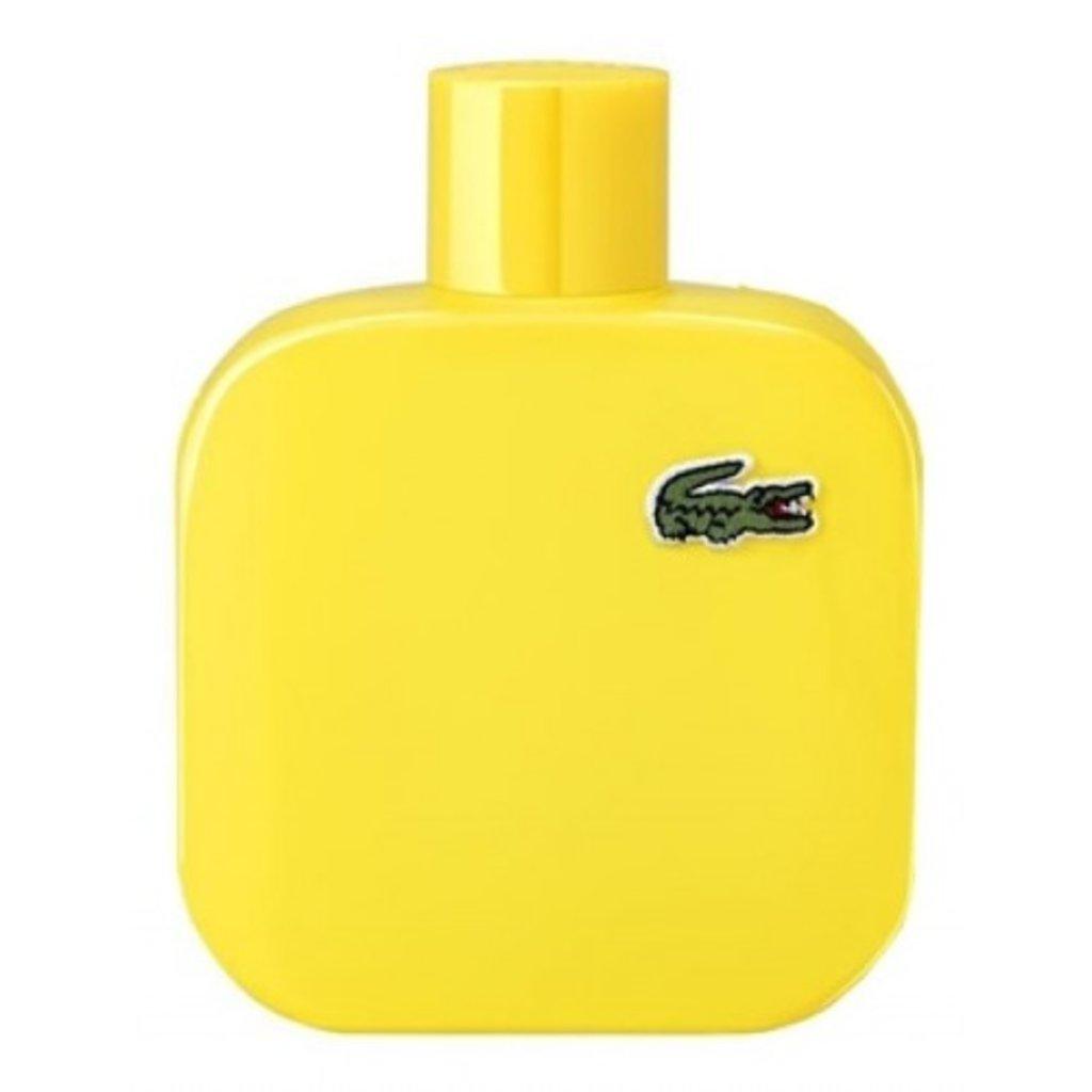 Lacoste (Лакост): Lacoste Eau De L.12.12 Yellow 100ml в Мой флакон