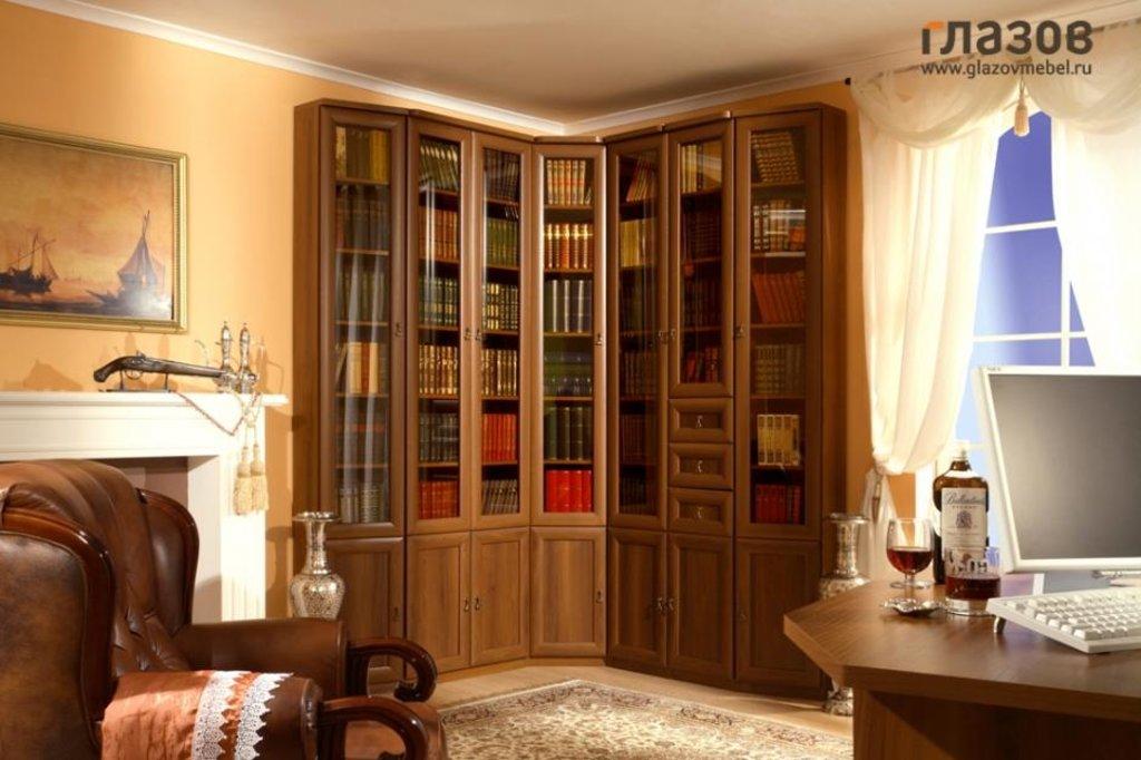 Модульная библиотека Марракеш: Модульная библиотека Марракеш в Стильная мебель