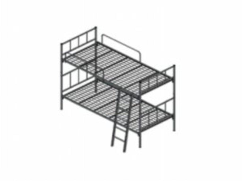 Кровати металлические: Кровать двухъярусная металлическая К.722.26 в Техномед, ООО