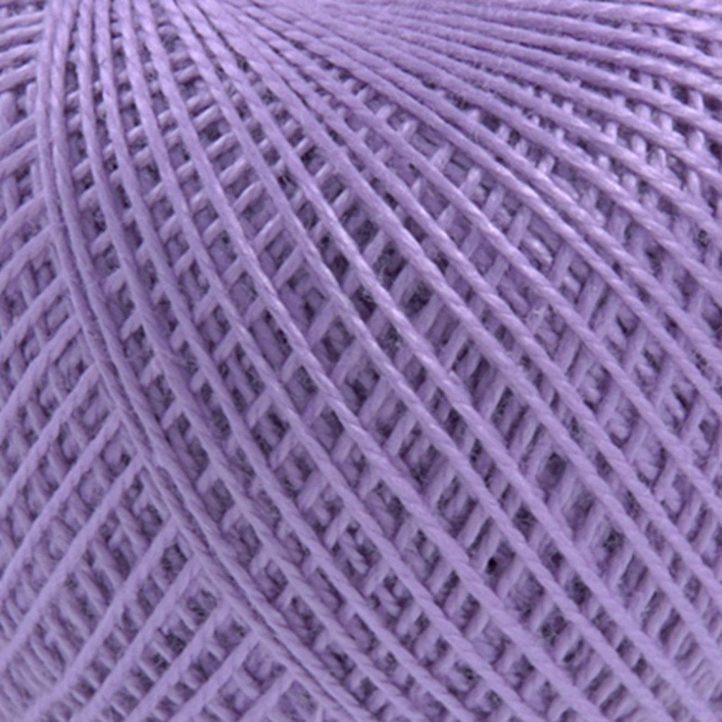 Ирис 25гр.: Нитки Ирис 25гр.150м.(100%хлопок)цвет 2106 светло-сиреневый в Редиант-НК