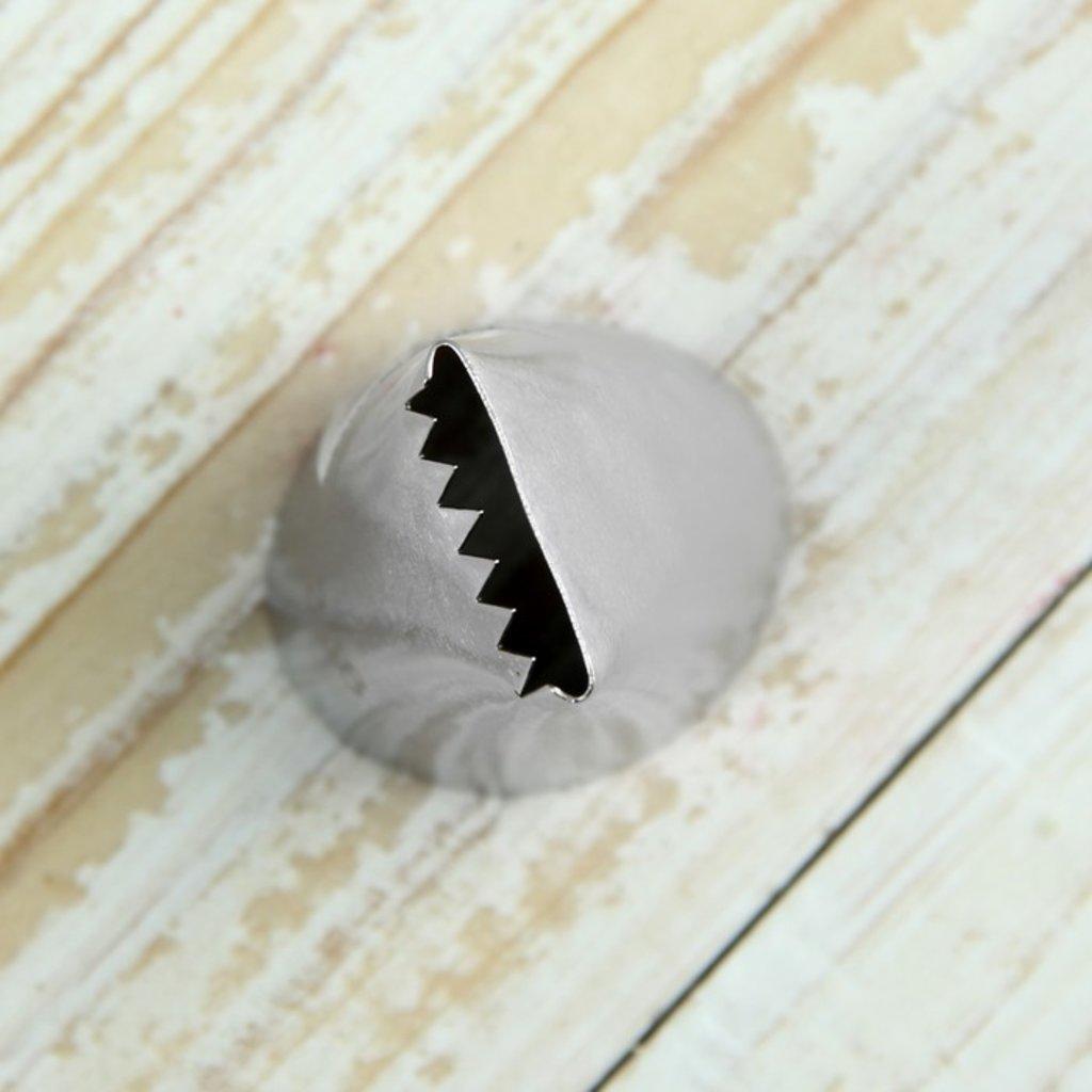 Кондитерский инвентарь: Насадка кондитерская Плетение d=20х30 h=49 в ТортExpress