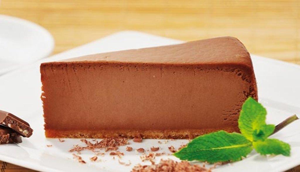 """Десерты: Чизкейк """"Шоколад"""" в Restorant SH"""
