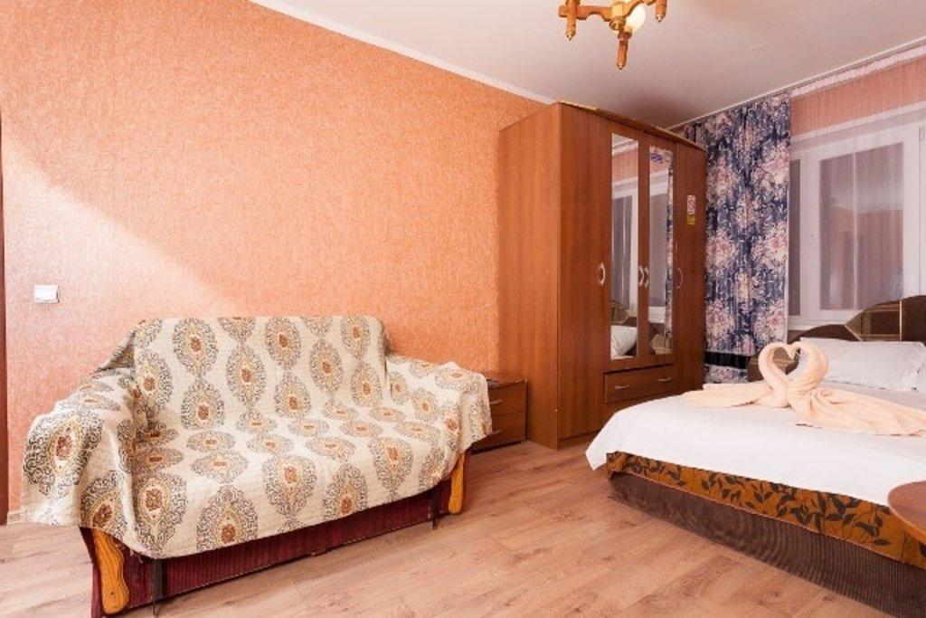 Однокомнатные квартиры: Однокомнатная квартира улица Гладкова, 13 в Эдем