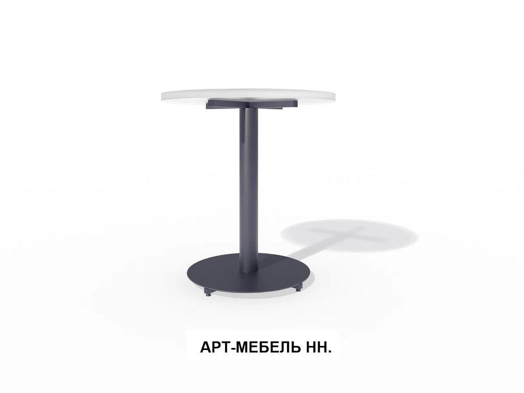 Подстолья для столов.: Подстолье 00.6 (чёрный) в АРТ-МЕБЕЛЬ НН