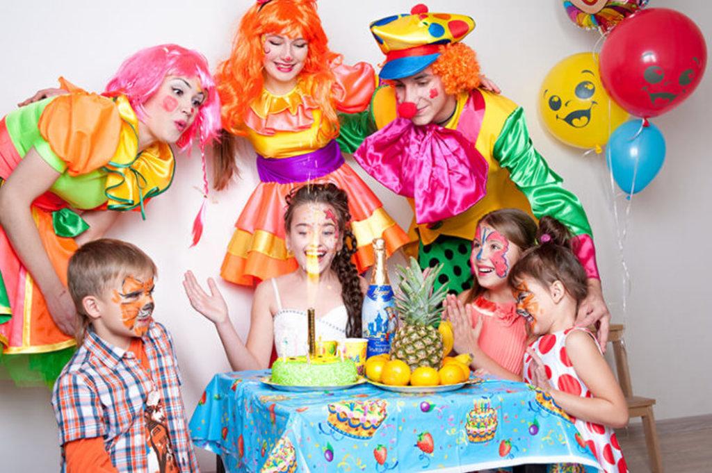 Организация праздников: Проведение дня рождения в Детский центр Фея