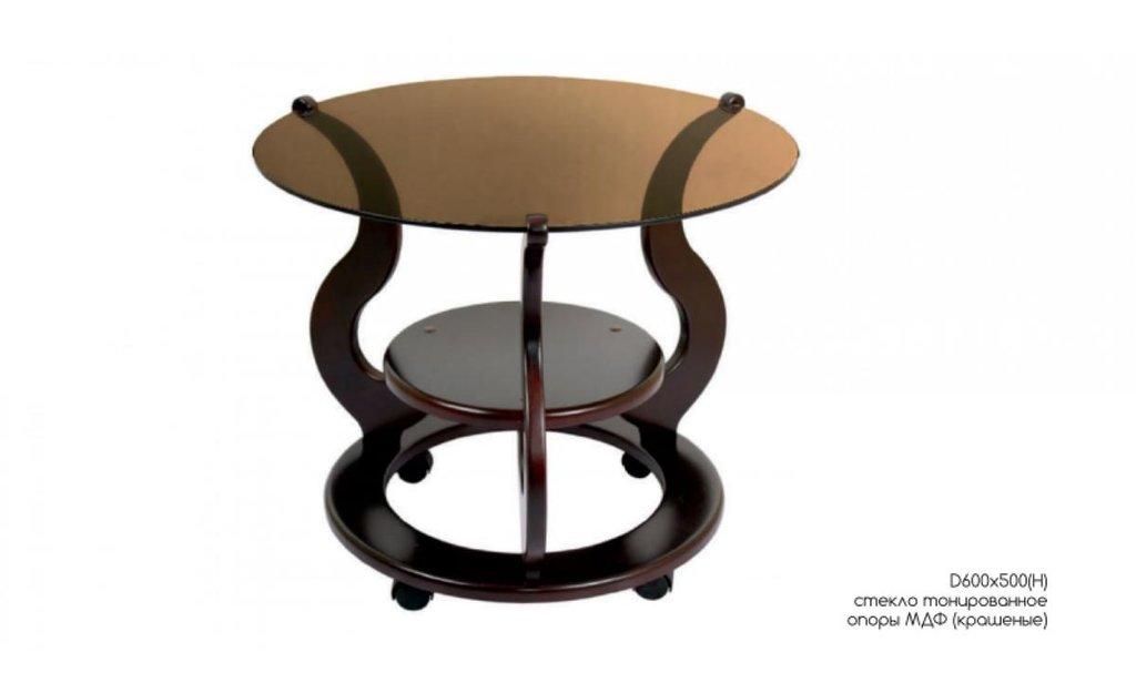 Столы журнальные: Стол журнальный Варьете 3.1 в Уютный дом