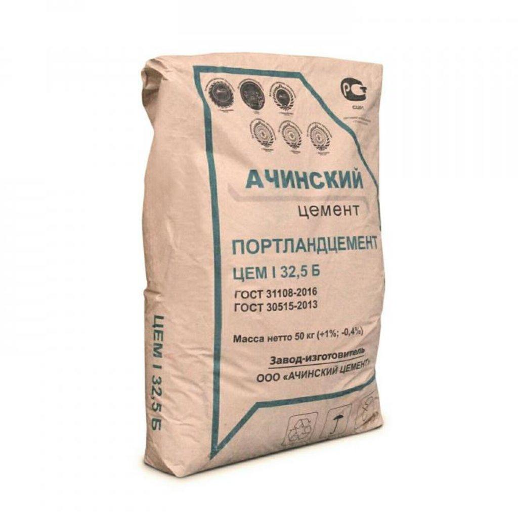 Цемент: Цемент ПЦ М 400, 50кг (г. Ачинск) в 100 пудов