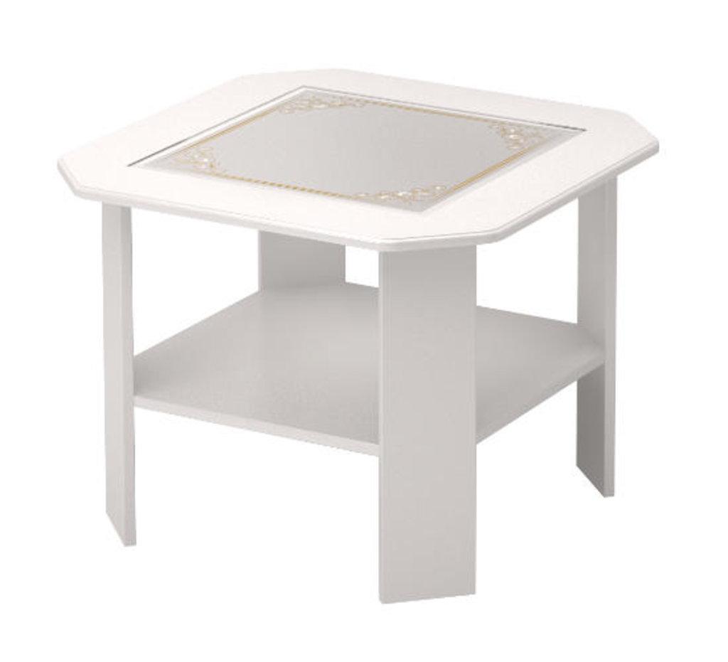 Журнальные и кофейные столики: Стол журнальный 35 Виктория в Стильная мебель