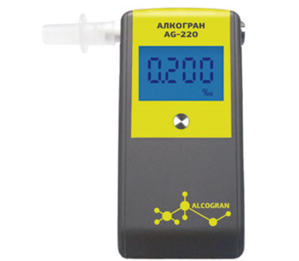 Алкотестеры персональные: Алкогран AG-220 в Техномед, ООО
