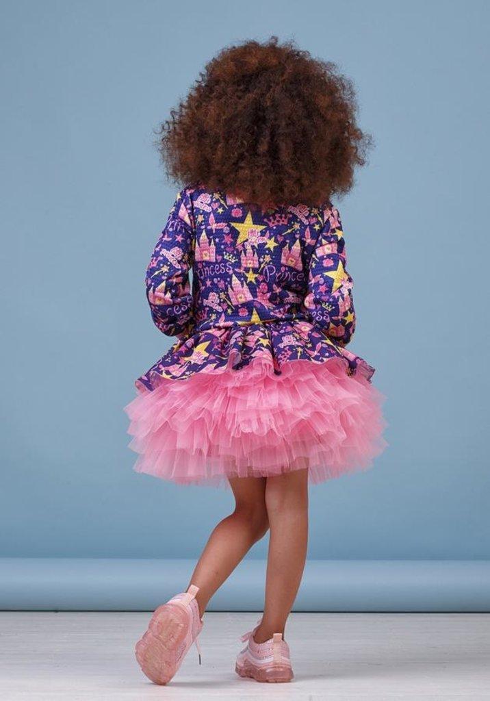 Одежда для девочек: Куртка для девочки 48-8013-3 в Детский универмаг