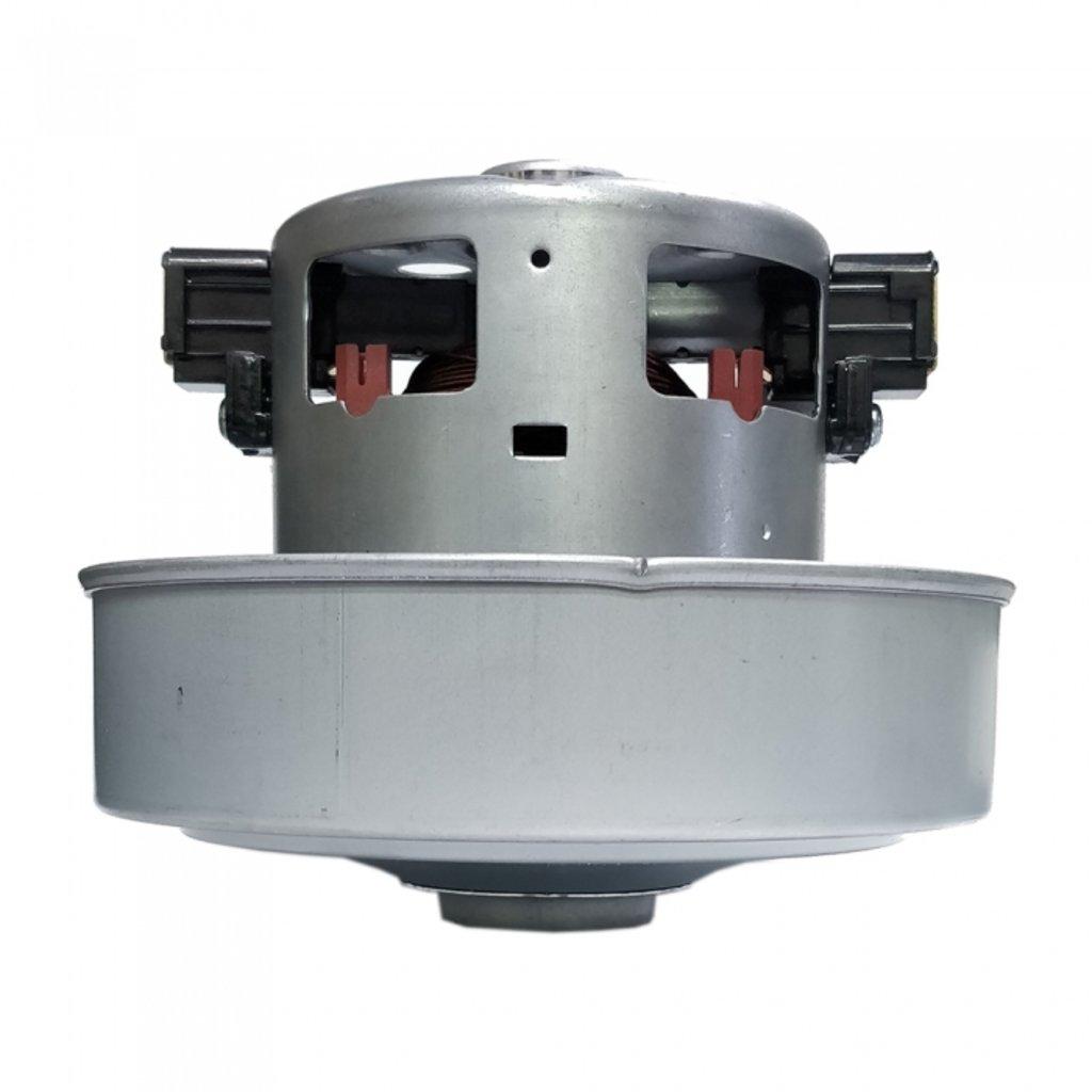 Запчасти для пылесосов: Мотор (двигатель) пылесоса 1400W, H=112mm, h=50, D=135mm, d=84mm; VAC030UN в АНС ПРОЕКТ, ООО, Сервисный центр