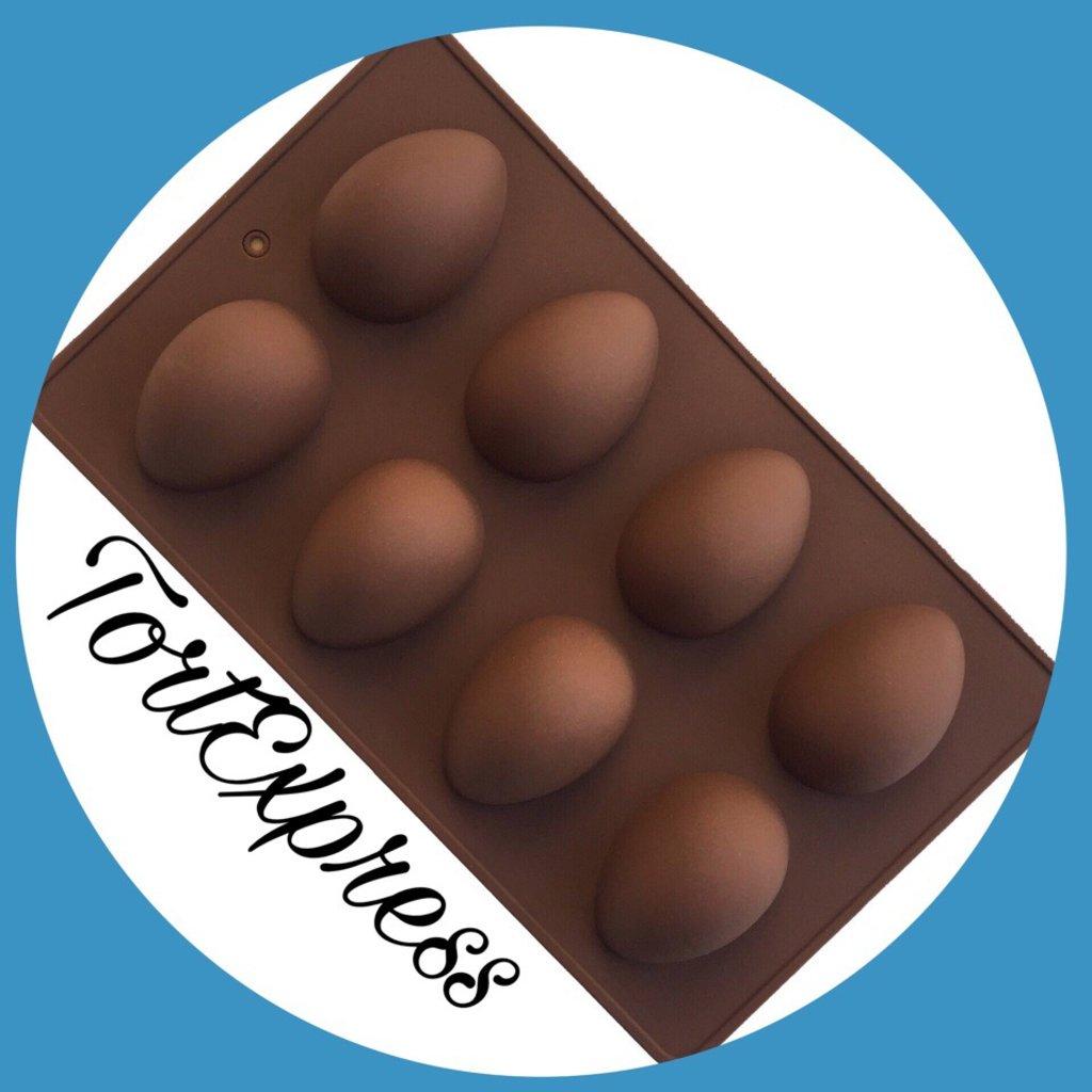 Силиконовые формы для льда, шоколада и мармелада: Силиконовая форма в ТортExpress