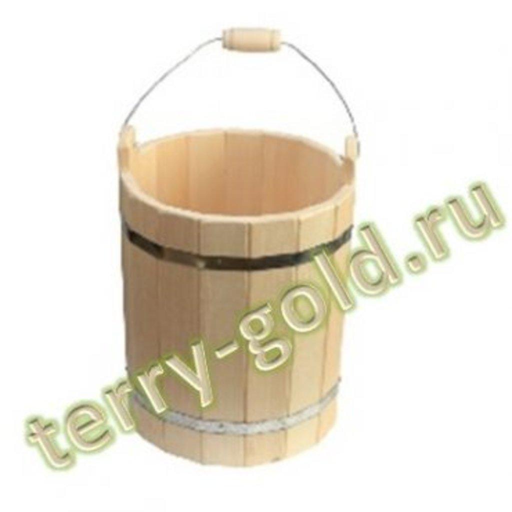 Бондарные изделия: Ведро в Terry-Gold (Терри-Голд), погонажные изделия