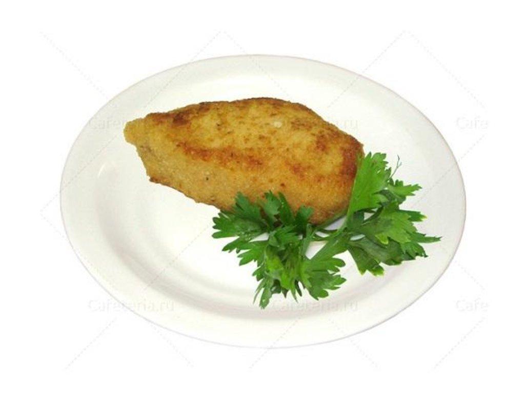 Пятница: Котлета куриная с соусом и гарниром 280гр в Смак-нк.рф
