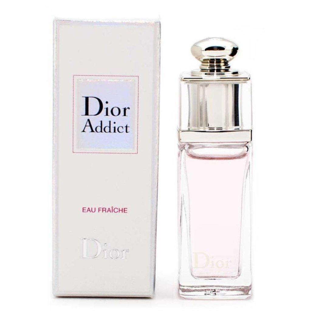 Christian Dior: CD Addict Eau Fraiche Туалетная вода edt ж 20 | 50ml в Элит-парфюм