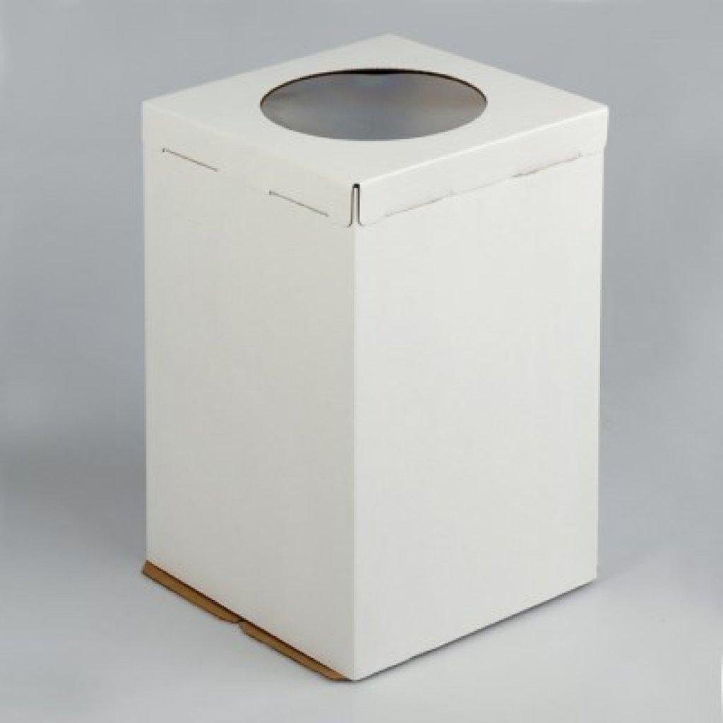 Упаковка: Короб 300*300*450 с окном в ТортExpress