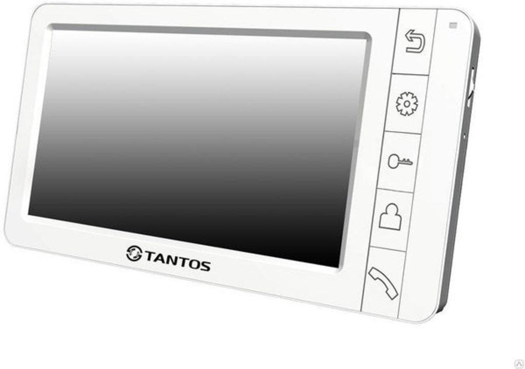 Видеодомофоны: Монитор видеодомофона Tantos Amelie-SD в Микровидео