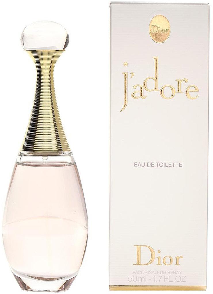 Женская туалетная вода Christian Dior: CD J'adore туалетная вода edt ж 50 ml в Элит-парфюм
