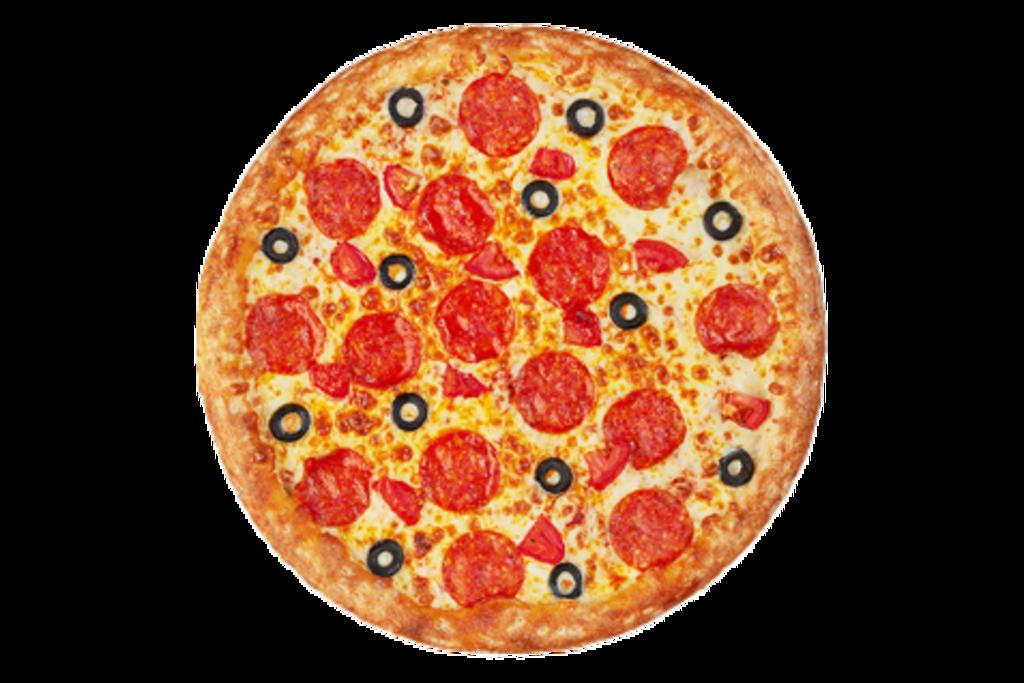 Пицца: Пепперони Томат в Гриль №1 Новокузнецк