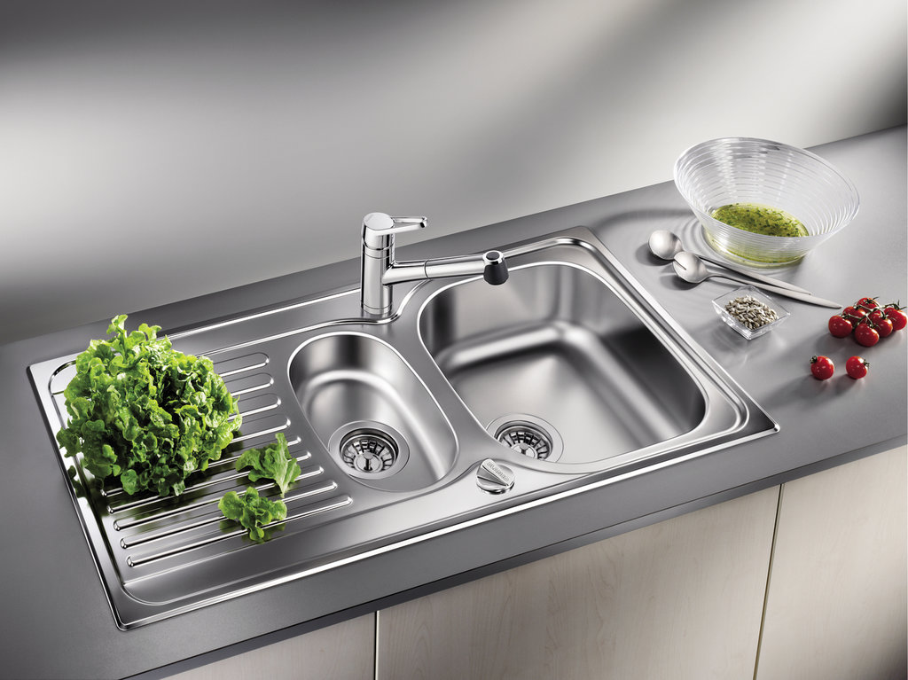 Мойки для кухни: Мойки для кухни в ВДМ, Все для мебели, ИП Жаров В. Б.