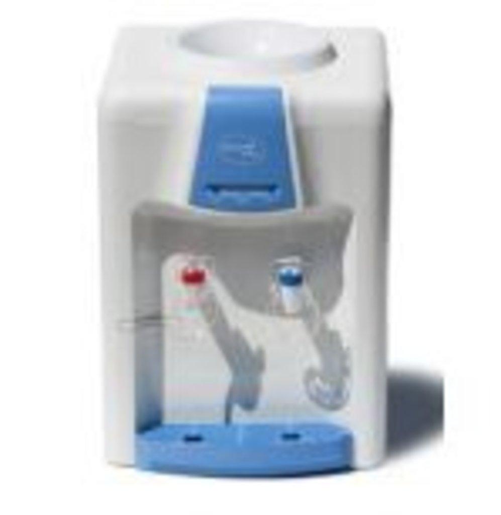 Кулеры для воды: Aqua Well 12D. Настольные кулера с нагревом без охлаждения (чайники) в ЭкоВода