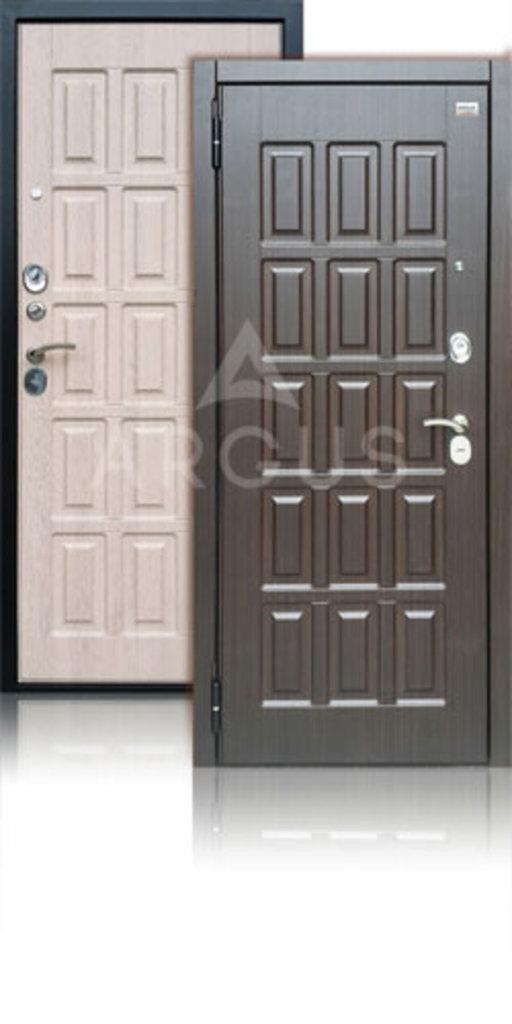 Двери Аргус: Сейф-дверь Аргус. Серия Стиль ДА-41 в Двери в Тюмени, межкомнатные двери, входные двери