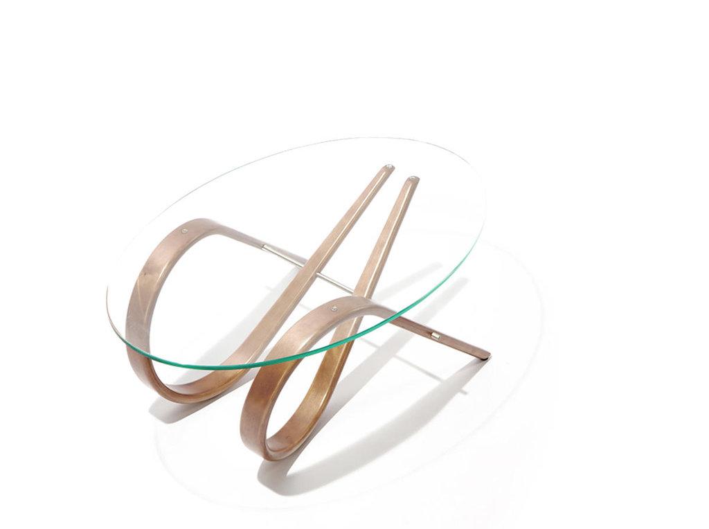 Журнальные и кофейные столики: Стол журнальный Априори N 61т в Актуальный дизайн