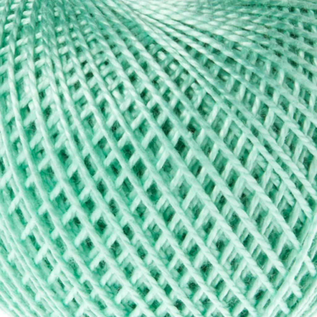 Ирис 25гр.: Нитки Ирис 25гр.150м.(100%хлопок)цвет 4102 бледно зеленый в Редиант-НК