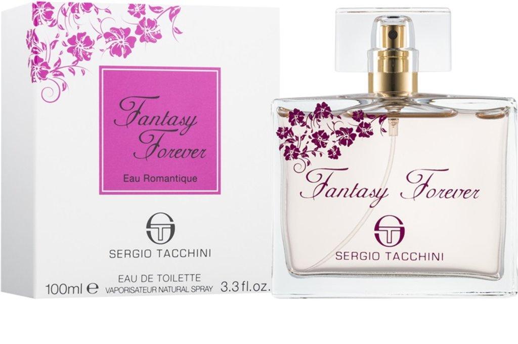 Для женщин: Sergio Tacchini Fantasy Forever Eau Romantique 30 | 50ml в Элит-парфюм