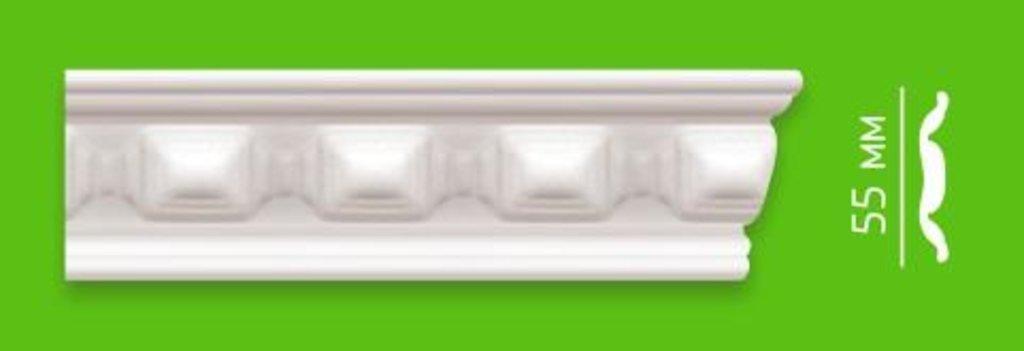 Плинтуса потолочные: Плинтус потолочный ламинированный IMS M13-08 в Мир Потолков