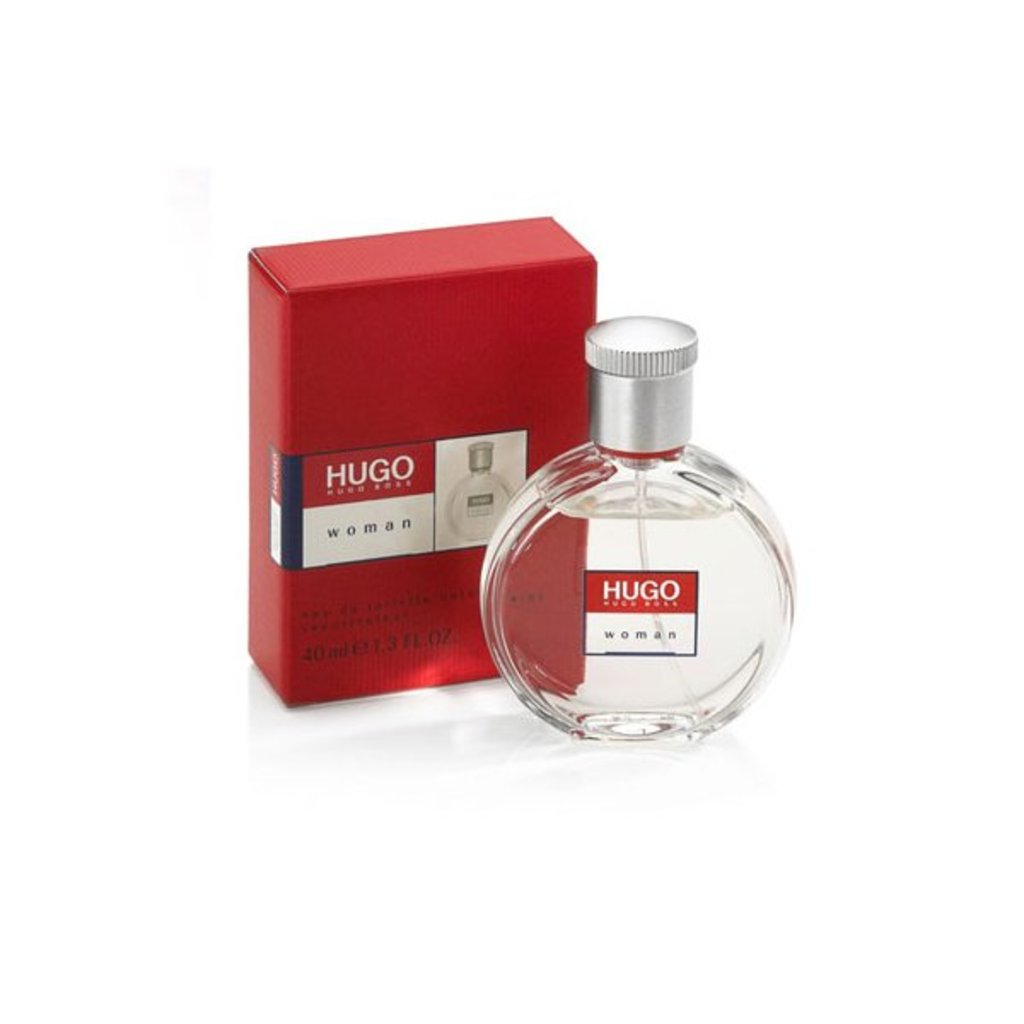 Boss: Туалетная вода Boss Hugo edt ж 40 ml (красный) в Элит-парфюм