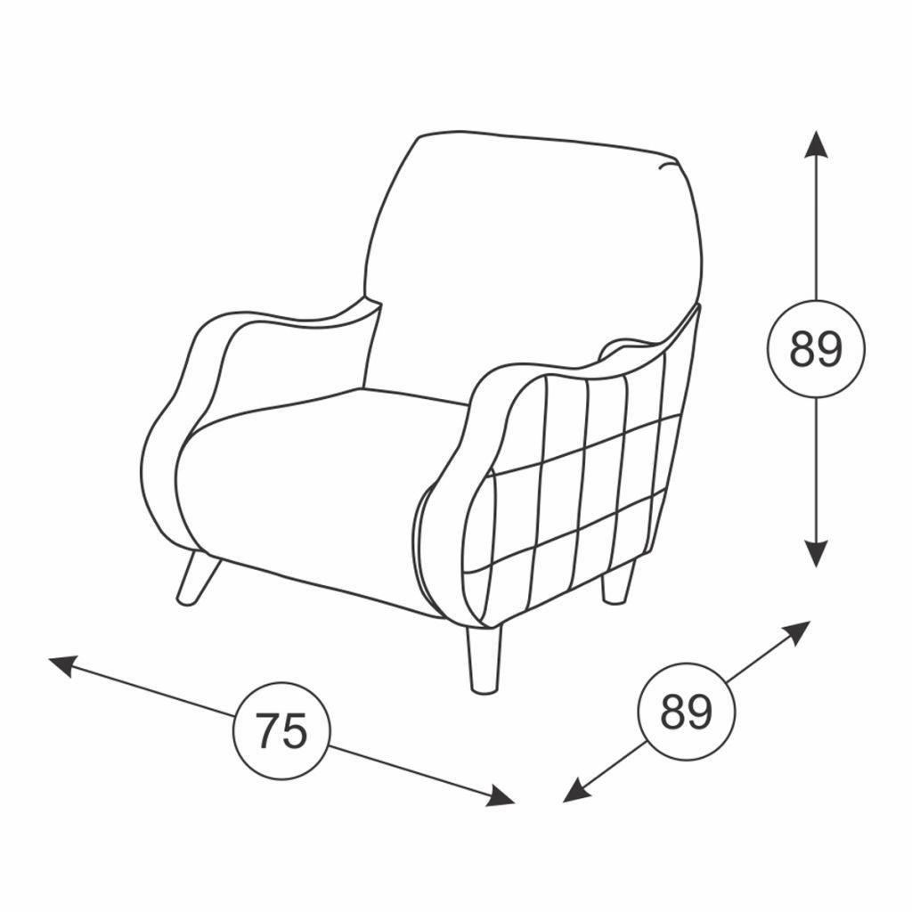 Кресла Робби: Кресло Робби ТК 234 в Диван Плюс