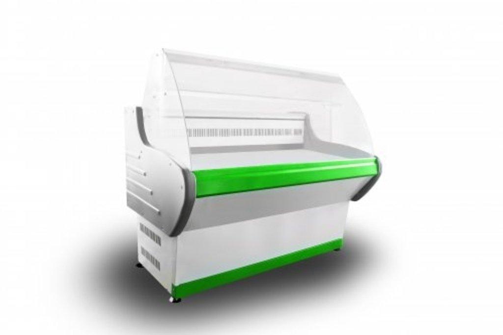 Холодильное оборудование для horeca и торговли: Витрина холодильная Иней 5 (1040мм) в Все для торговли, ООО
