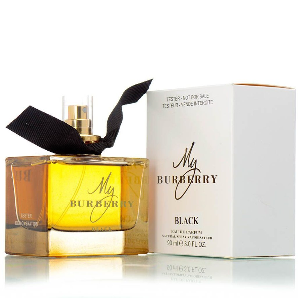 Burberry (Барбери): Burberry My Burberry Black Tester (Барбери Май Барбери Блэк) edp 90ml в Мой флакон