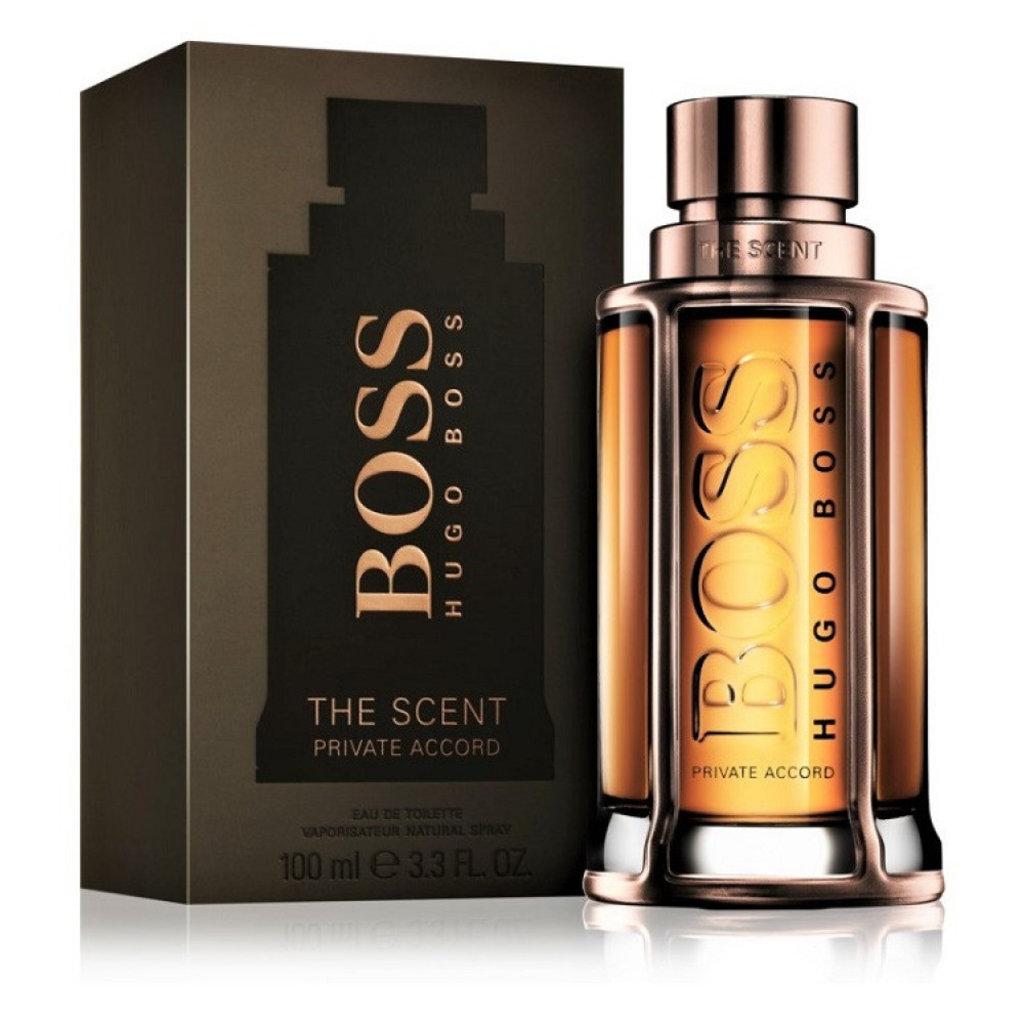 Hugo Boss (Хьюго Босс): Hugo Boss The Scent Private Accord ( Хьюго Босс Зе Сент Приват Аккорд) edt 100ml в Мой флакон