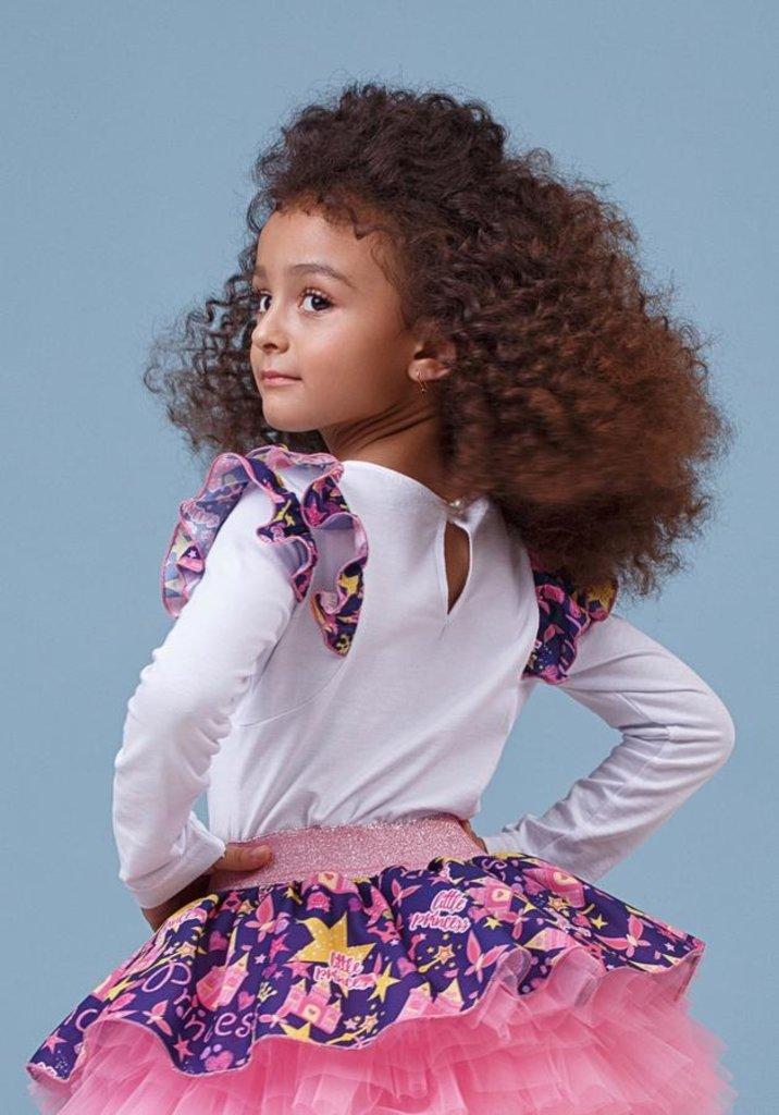 Одежда для девочек: Джемпер для девочки 76-8014-3 в Детский универмаг