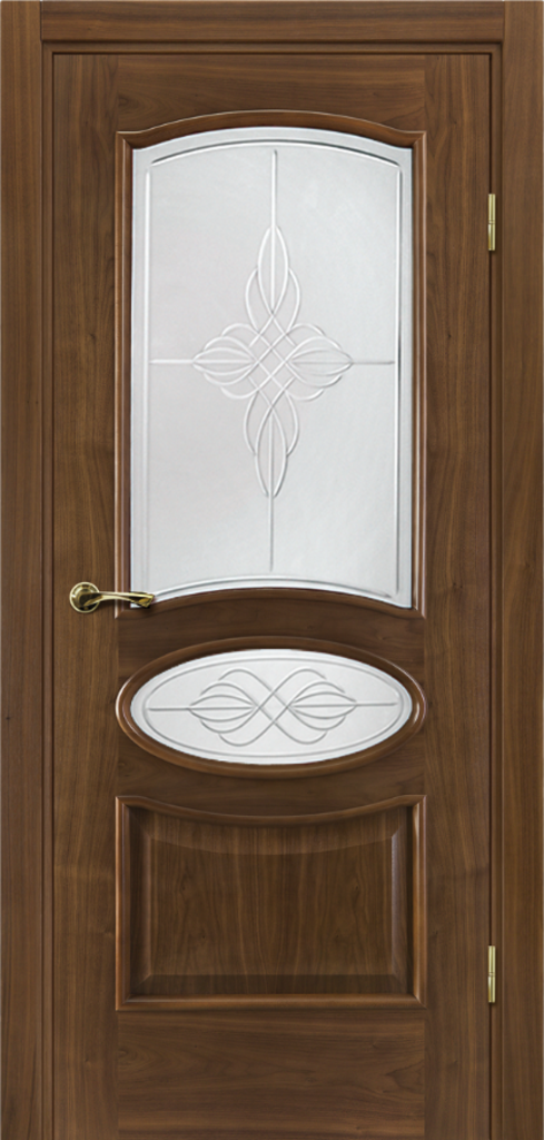 """Двери шпонированые """"Твой Дом"""": Соренто ДО в Двери в Тюмени, межкомнатные двери, входные двери"""