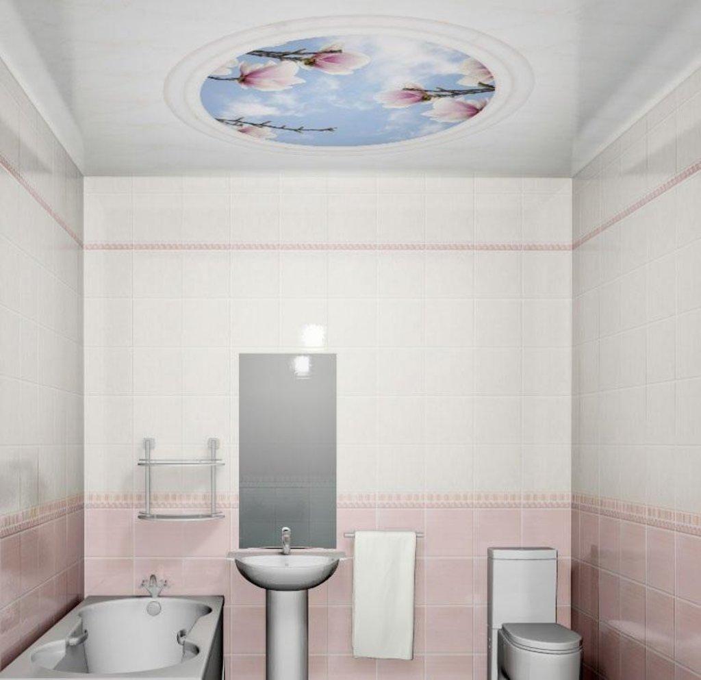 Панели Novita: Декоративный потолок Магнолия NOVITA в Мир Потолков