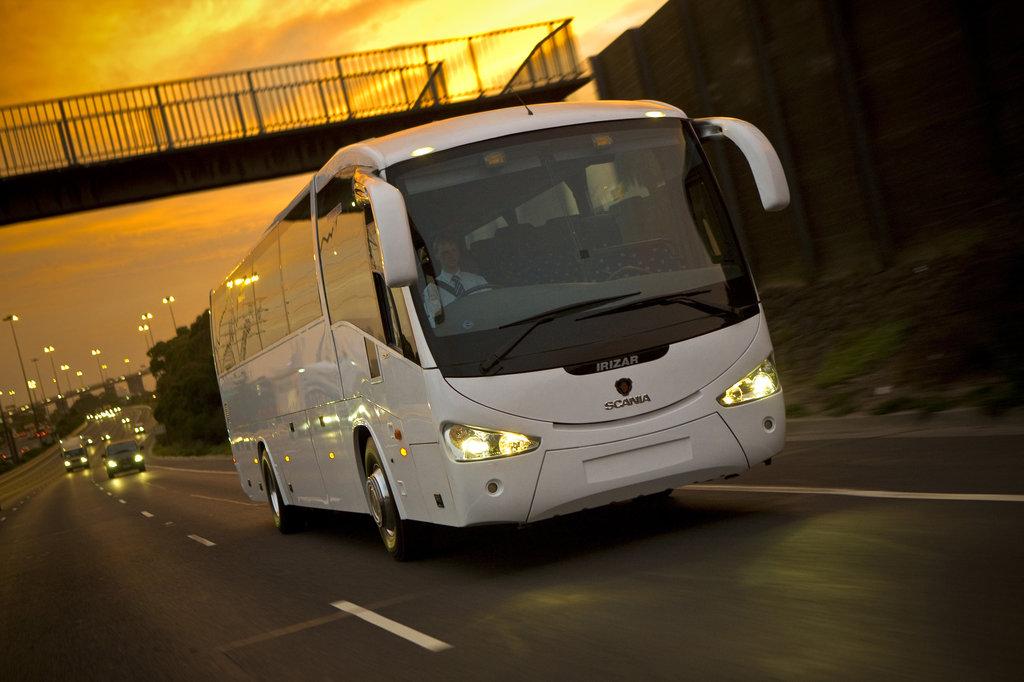 Заказ автобусов: Междугородный автобус в Автобусы на заказ