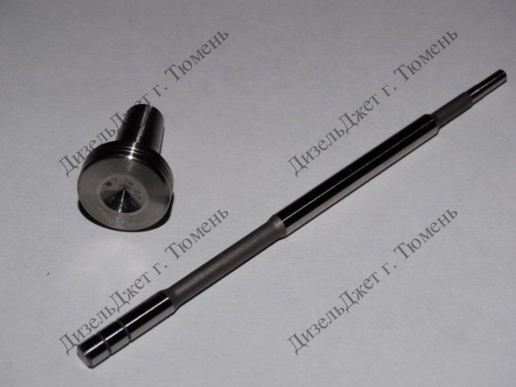 Клапана мультипликаторы с штоком для форсунок BOSCH: Клапан мультипликатор со штоком F00RJ01218 MAN Подходит для ремонта форсунок BOSCH: 0445120030, 0445120100, 0445120061 в ДизельДжет