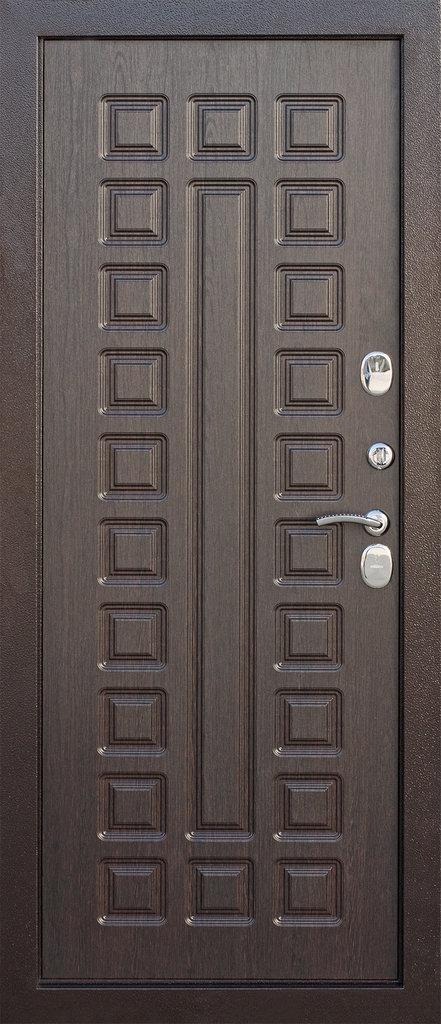 Входные двери (элит) от 110-130мм: Входная дверь  с Терморазрывом   IZOTERMA  медный антик в STEKLOMASTER