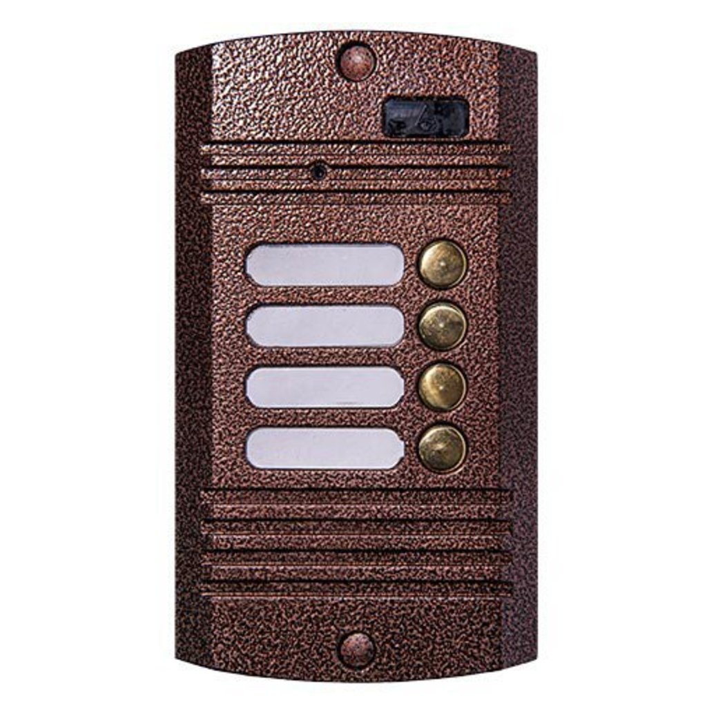 Вызывные панели: Видеопанель Activision AVC-424 в Микровидео