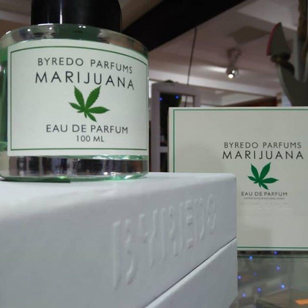 Byredo (Байредо): Byredo Marijuana (Байредо Марихуанна) edp 100ml в Мой флакон