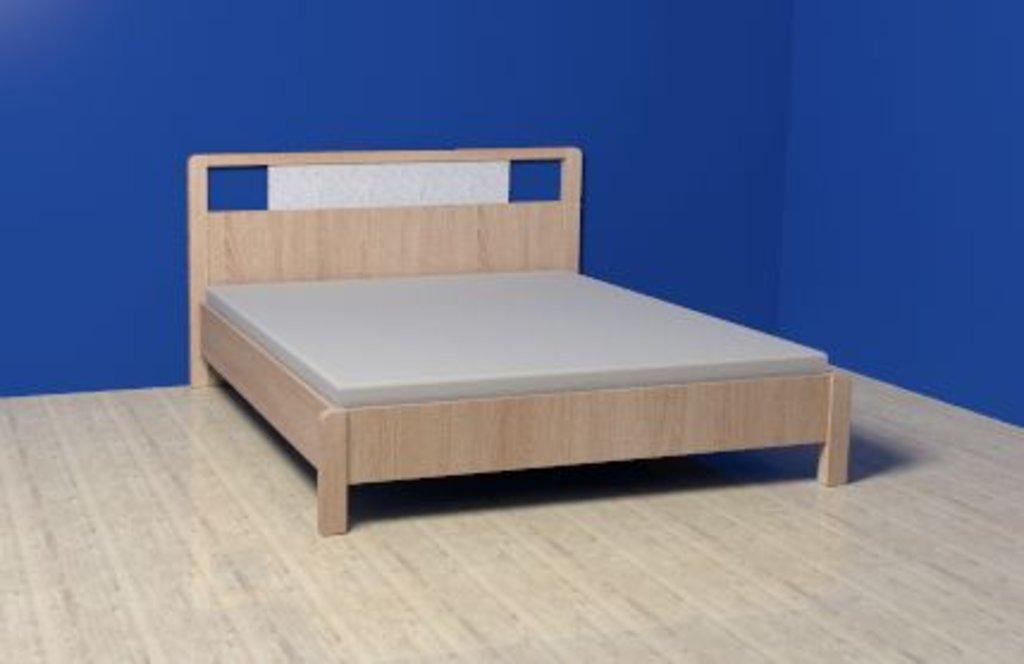 Кровати: Кровать WYSPAA 42 (1600, орт. осн. металл) в Стильная мебель