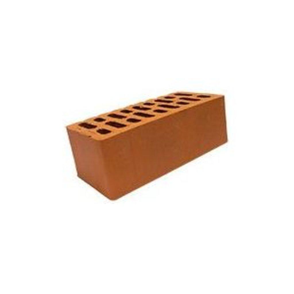 Блоки стеновые: Кирпич облицовочный (Ленинск-Кузнецк) утолщённый в 100 пудов
