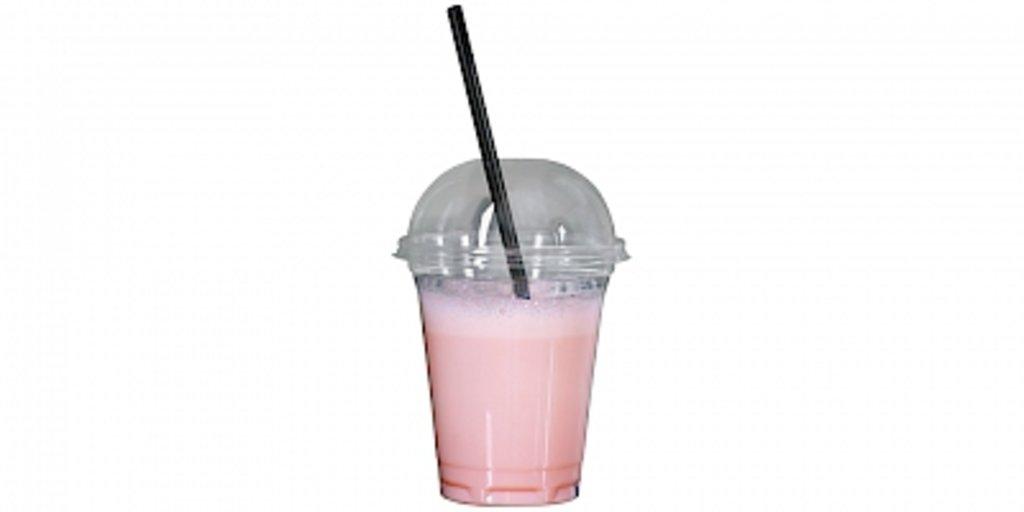 Холодные напитки: Милк-шейк в Tesla Burger Тюмень