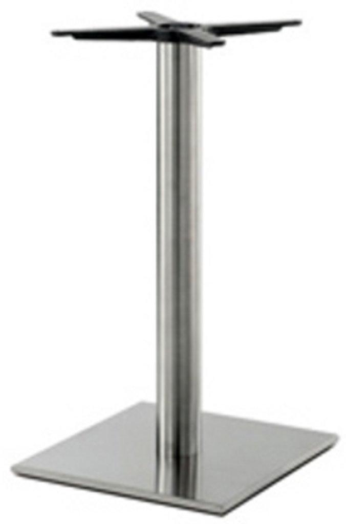 Подстолье, опоры: Подстолье 1274ЕМ (нержавеющая сталь матовое) в АРТ-МЕБЕЛЬ НН