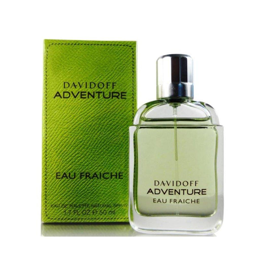 Davidoff: Davidoff Adventure Eau Fraiche Туалет вода муж 50ml в Элит-парфюм